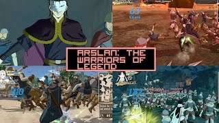 PS4 Review: Arslan The Warriors of Legend
