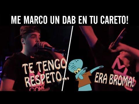 Burlandose Del Rival EN SU CARA Y De Forma Humillante l Freestyle Rap