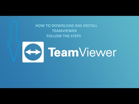 How To Download And Install TeamViewer 15 For Windows 10, 8 ,7 |2020|