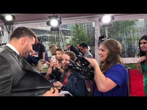 Nick Bosa Selfie Game At 2019 NFL Draft Nashville