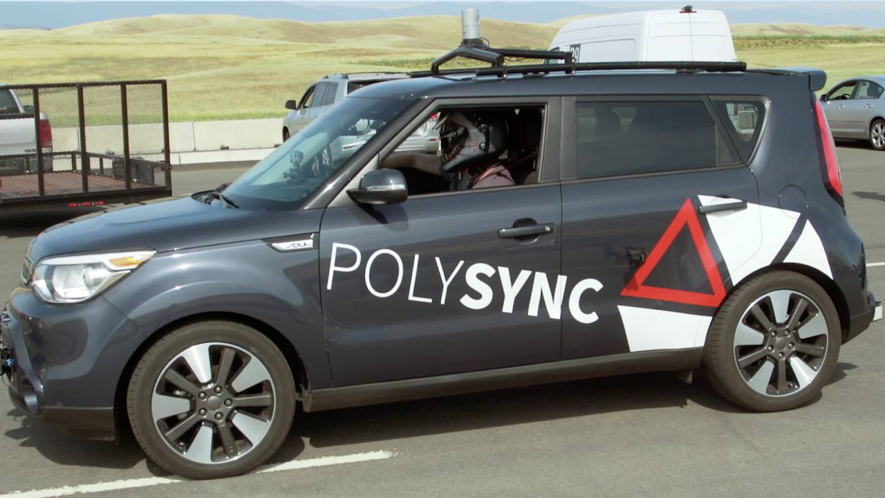 Polysync Self Racing Cars