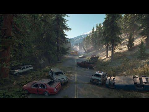 Days Gone - World Series: The Farewell Wilderness Trailer
