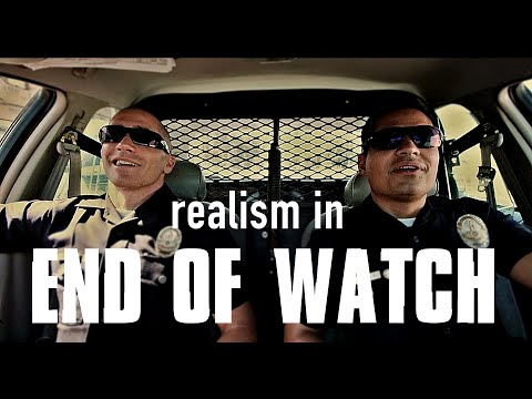 realism in END OF WATCH