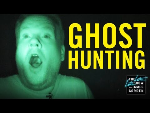 Thumbnail: Ghost Hunting with James Corden & Reggie Watts