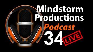 Podcast 34 - Fun Fair Experiences, Stream Fail, Changes, NHS Clap
