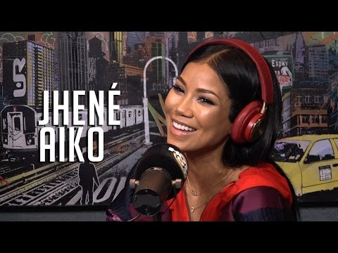 "Jhené Aiko talks ""Hopping on Dick"" + Calls Big Sean ""One of the Best Rappers Ever"""