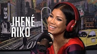 Jhene Aiko stops by Ebro in the Morning to talk about why she's not...