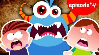 A Funny Halloween Video For Kids | EP#03