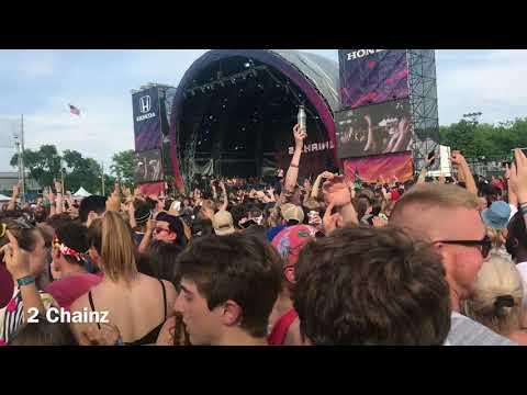 The Governors Ball Music Festival 2018 | Saturday, June 2nd | POV (Check Description Times)