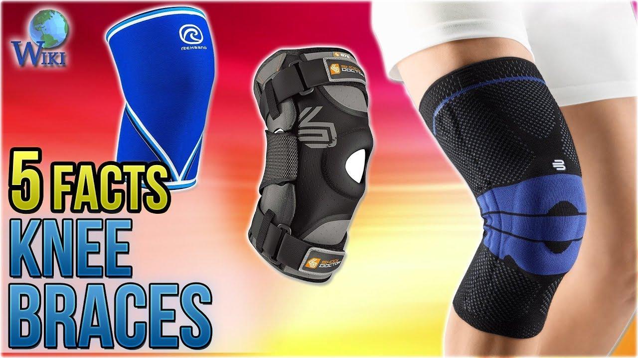 b4fb022975 Top 10 Knee Braces of 2019 | Video Review