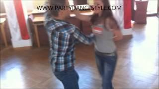 TANIEC UŻYTKOWY KROKI PARTY DANCE STYLE