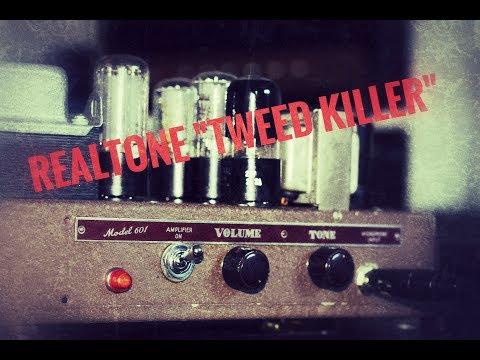 REALTONE - Tweed Killer/ Bell & Howell