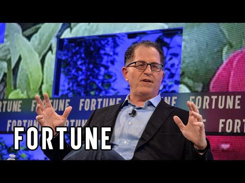 Brainstorm Tech: Michael Dell's Take on the Cloud I Fortune
