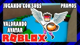 🔴ROBLOX ⚒PLAY COMPETITION WITH SUBS🛠🎮 JUGANING ON VIP SERVER WITH SUBSCRIBERS🎮🌟PROMOS🌟