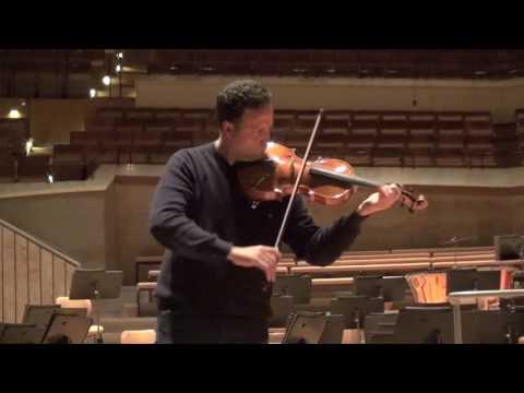 Szűcs Máté 1st Solo-viola Philharmoniker Berliner plays Fernando Lima Viola 2/2