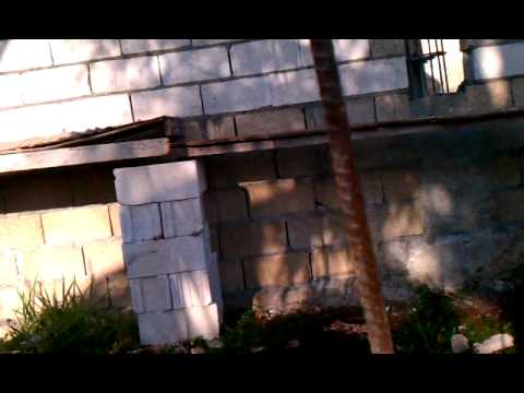 House building in jamaica part 4 youtube for Building a house in jamaica