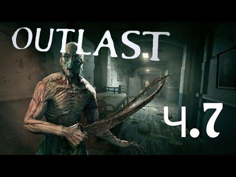 Прохождение Outlast Ч.7 – Доктор Рик Трагер. Ключ от лифта.