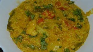 Winter Special Menu | Mix Veg khichdi |मिक्स्ड वेज खिचड़ी कैसे बनाये |How to make Khichdi- Food Somei