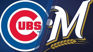 Quintana's three-hit shutout leads Cubs: 9/24/17