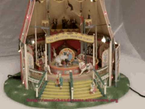 ENESCO MUSICAL CIRCUS THE GREATEST SHOW ON EARTH  IN ACTION