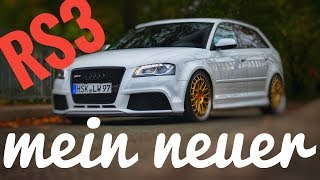 Mein neues Auto | Audi RS3 8P | Area 69