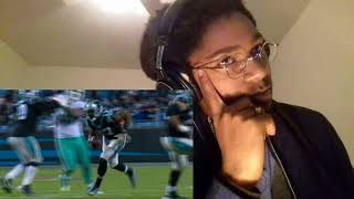 CAM IS A BEAST! Dolphins vs  Panthers  NFL Week 10 Game Highlights REACTION!!