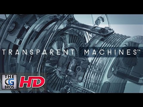 "CGI VFX Shorts HD: ""Transparent Machines"" - Directed by: Beeple"