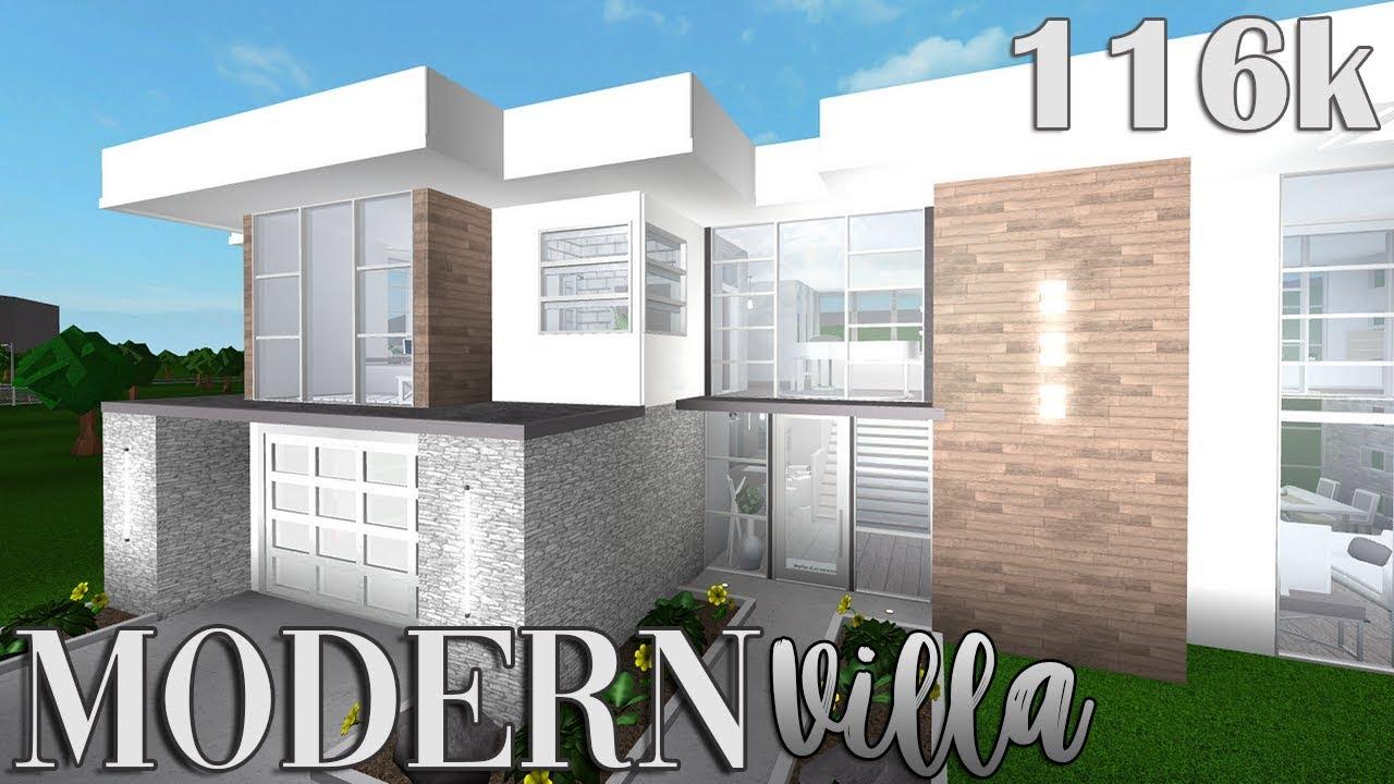 Modern Villa 116k - YouTube
