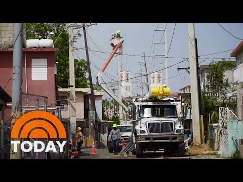 How Did A Small Energy Company Get A $300 Million Deal To Restore Power To Puerto Rico? | TODAY