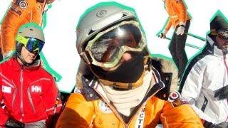 видео 10 лучших горнолыжных склонов вокруг Москвы