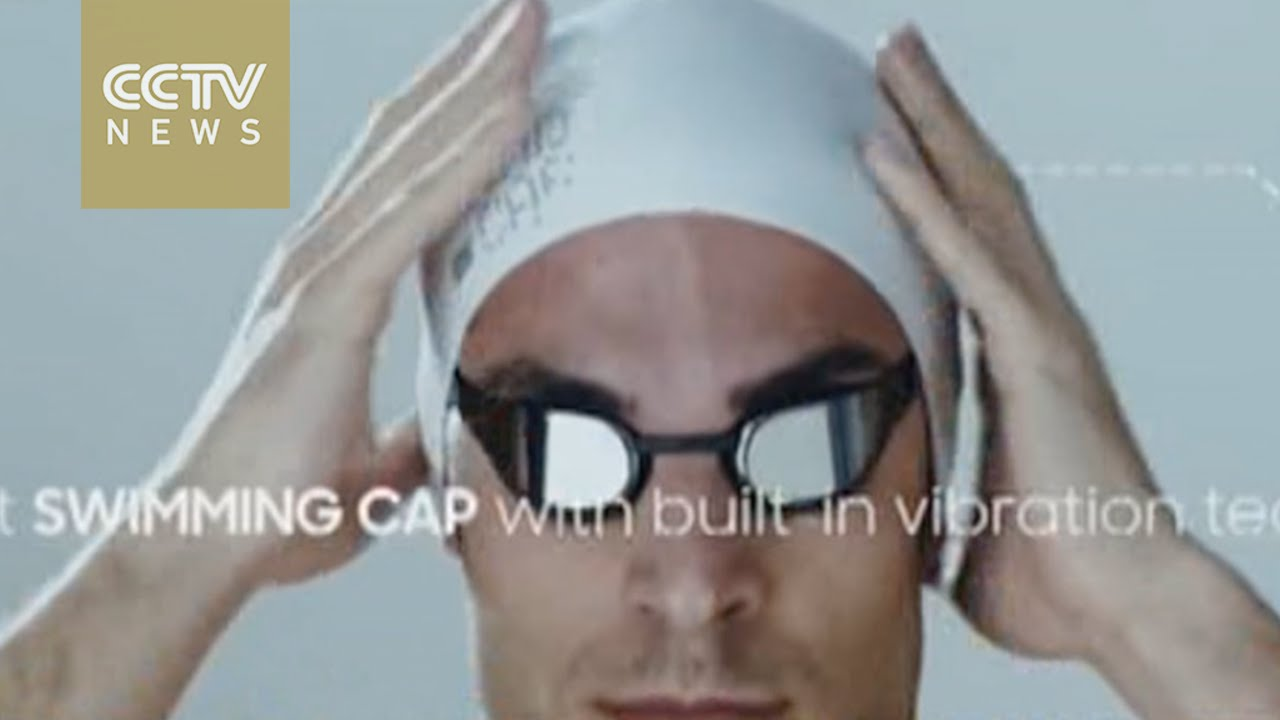 Samsung develop hi-tech cap for blind swimmers