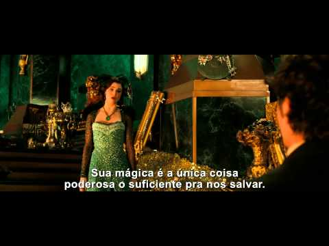 Trailer do filme O Mágico