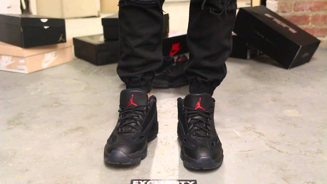 Jordan Retro 11 Gamma Black
