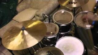 BREYAN ISAAC - ALL IN(DRUM COVER) - ZOOM Q3HD - ZOOM R16