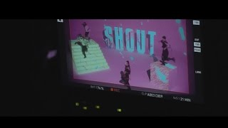 Maribelle – Shout (Official Video) [Behind The Scenes]