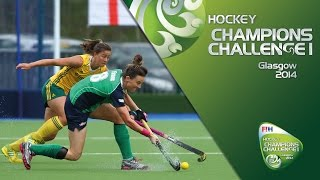 South Africa v Ireland - Women's Champions Challenge I - Pool B