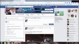 Como ativar o modo seguidores no facebook!!! 2016