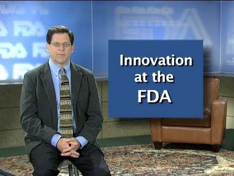 Innovation at the FDA