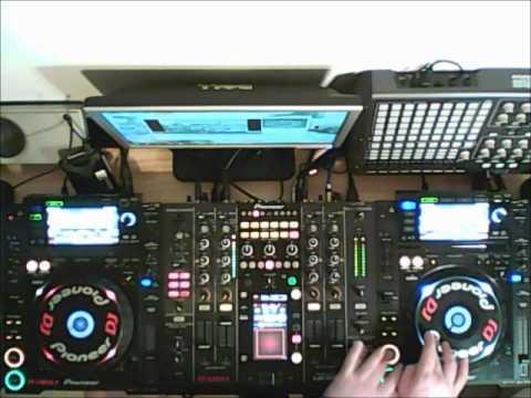 DJ Sounds Corsica mixed by DJ CΉЯIS-T part 5