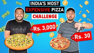 CHEAP VS EXPENSIVE PIZZA EATING CHALLENGE | Cheap Vs Expensive Food Challenge | Viwa Food World