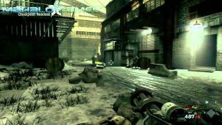 Call of Duty Black Ops Hardened Mode Walkthrough - Vorkuta Part 2