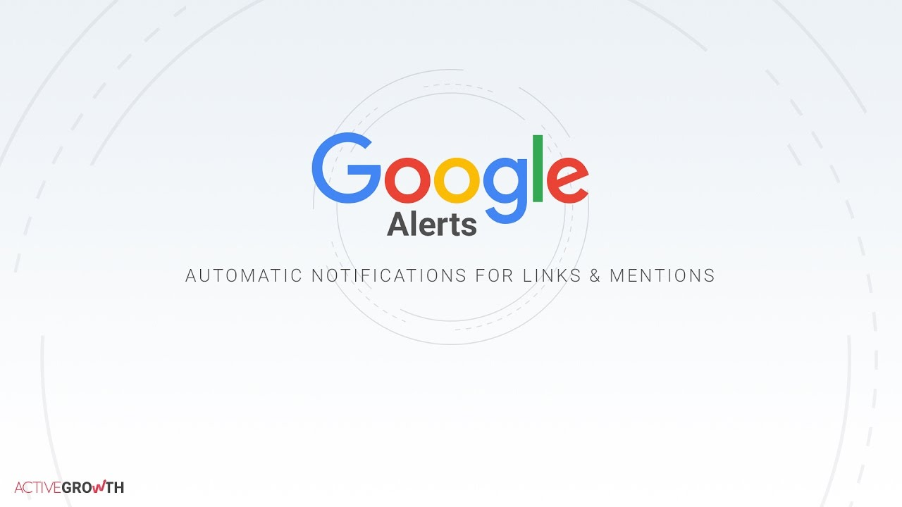 How to Use Google Alerts for Marketing - Quick Guide