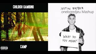 Your Heartbeat - Childish Gambino vs. Justin Bieber (Mashup)