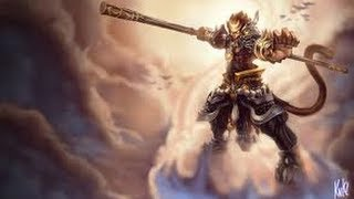 League of Legends General Wukong