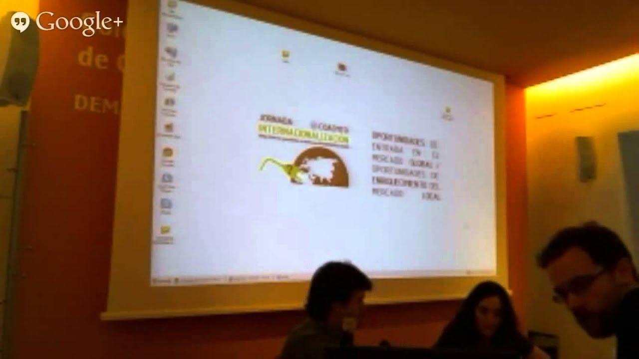 03 jornada internacionalizaci n colegio arquitectos toledo youtube - Colegio arquitectos toledo ...