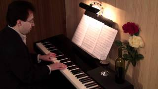 The Days Of Wine And Roses  - Piano Jazz Ballad