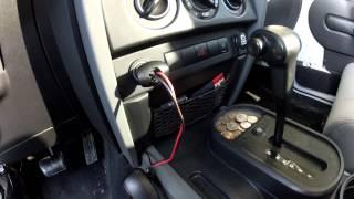 PA System Install Jeep JK