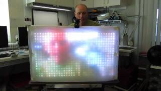 Live Webcam Input with Total Control LEDs