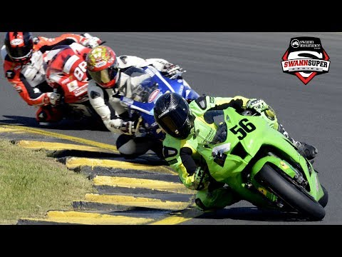 FX Superbike & Stars of Tomorrow Rnd 2, Sydney - April 8, 2017
