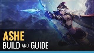 League of Legends - Ashe Build - with Commentary